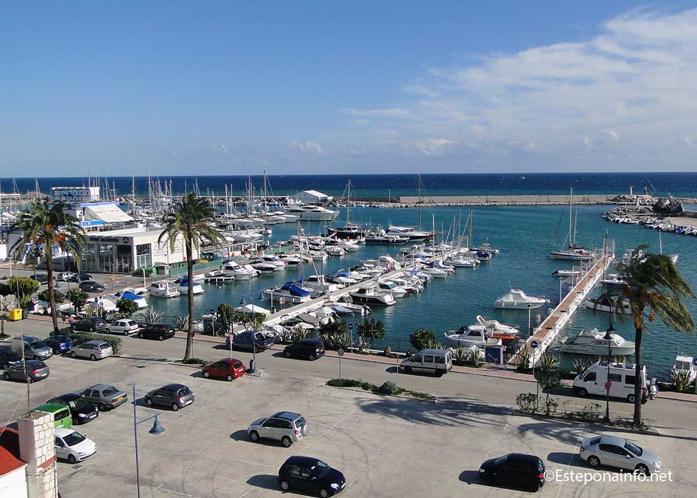 the Nautical Club  Estepona