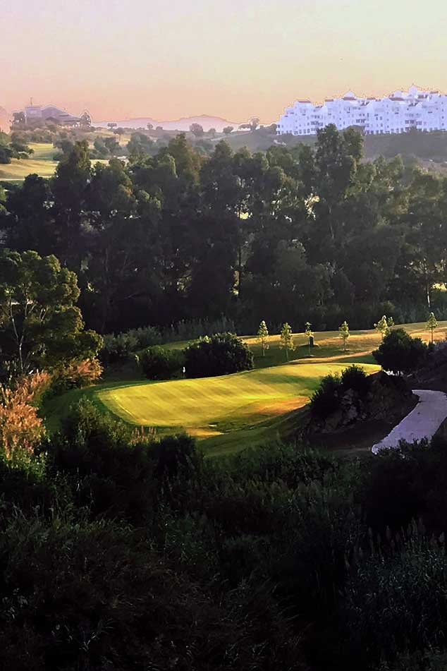 Estepona Golf course